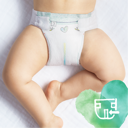 Pampers Pure Protection Gr.3 Midi 6-10 kg