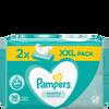 Bild: Pampers Feuchte Tücher Sensitive 2 Packungen
