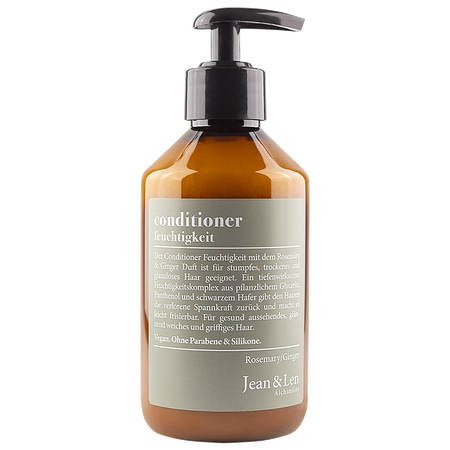 Jean&Len Conditioner Feuchtigkeit Rosemary Ginger
