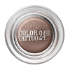 Bild: MAYBELLINE Eye Studio Color Tattoo Lidschatten on and on bronze