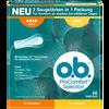 Bild: o.b. ProComfort Selection Tampons normal-super