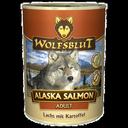 Wolfsblut Alaska Salmon Lachs Kartoffeln