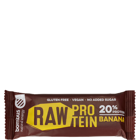 Bombus Raw Protein Bar Banana
