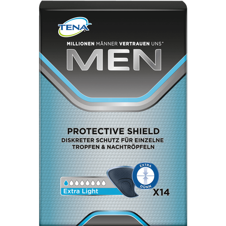 TENA Men Protective Shield Extra light