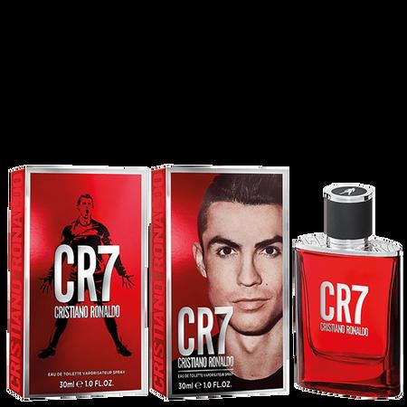 Cristiano Ronaldo CR7 Eau de Toilette (EdT)