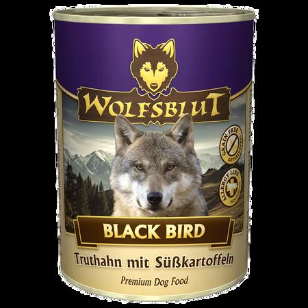 Wolfsblut Black Bird Adult Truthahn/Süßkartoffel