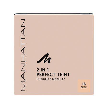 MANHATTAN Perfect Teint 2in1 Powder & Make Up