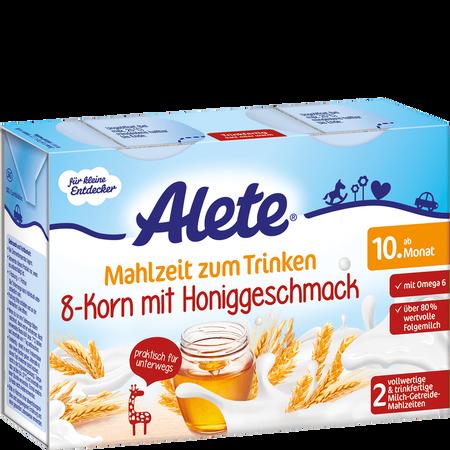 Alete Trinkmahlzeit 8-Korn