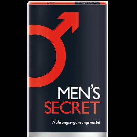MEDICAL BEAUTY for Cosmetics Men's Secret Nahrungsergänzungsmittel