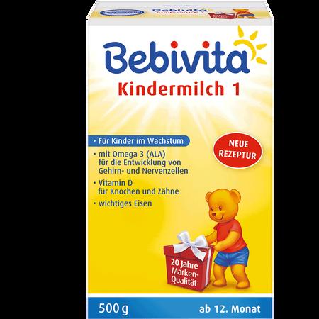 Bebivita Kindermilch 1