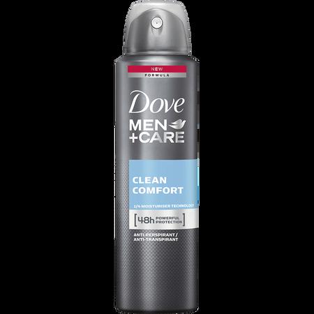 Dove MEN+CARE Clean Comfort Deospray