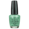 Bild: O.P.I Nail Lacquer go on green