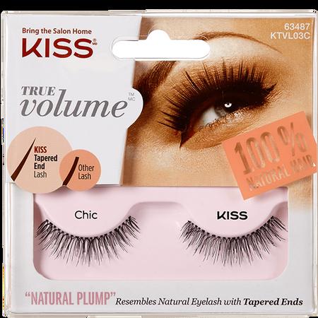 KISS True Volume Lashes - Chic