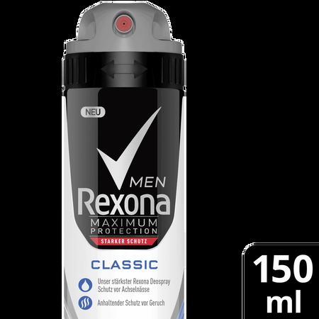 Rexona MEN Men Deospray Maximum Protection Classic Anti-Transpirant