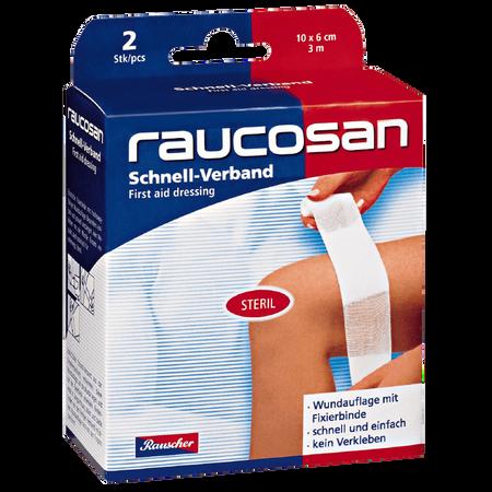 Raucosan Schnell-Verband