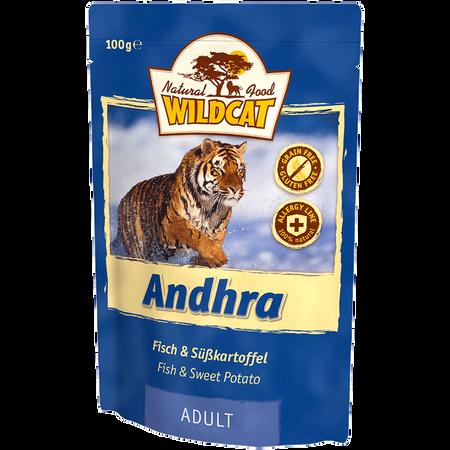 Wildcat Andhra Adult Fisch Süßkartoffel