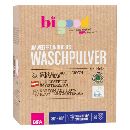 bi good Waschpulver