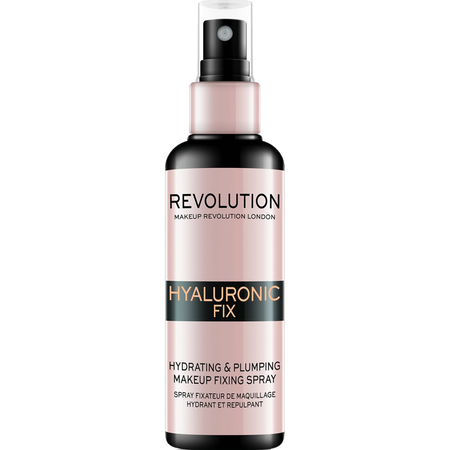 Revolution Hyaluronic Fix Hydrating & Plumping Fixing Spray