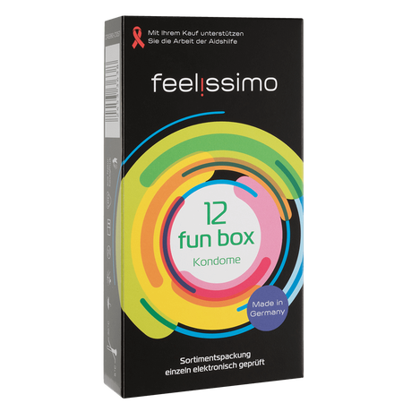 feelissimo Fun Box Kondome