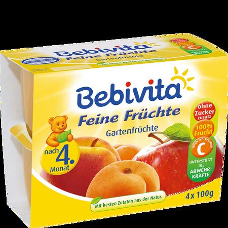 Bebivita Gartenfrüchte Becher