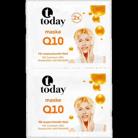 today Q10 Anti-Falten Maske