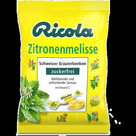 Ricola Zitronenmelisse Schweizer-Kräuterbonbons