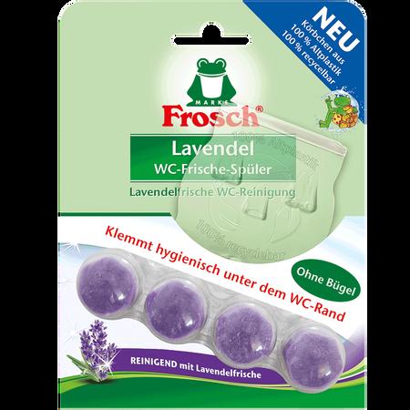 Frosch WC-Frische-Spüler Lavendel