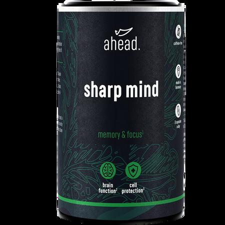ahead Sharp Mind Konzentration & Gedächtnis Kapseln