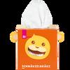 Bild: BI KIDS Taschentücherbox Schnäuzelbräuz
