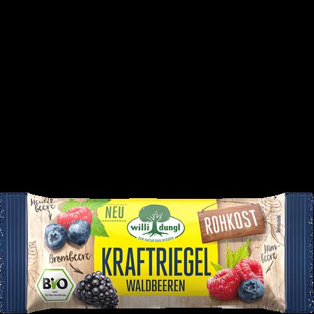 Willi Dungl Kraftriegel Waldbeeren