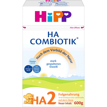 HiPP HA 2 Combiotik