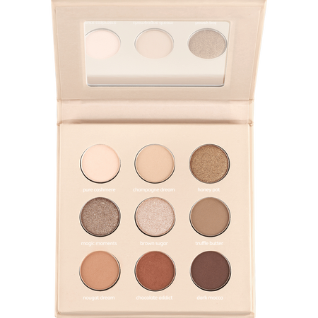 LOOK BY BIPA Eyeshadow Palette I Am Natural