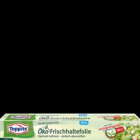 Toppits Öko Frischhaltefolie