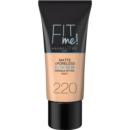 Bild: MAYBELLINE Fit Me! Matte+Poreless Make Up natural beige MAYBELLINE Fit Me! Matte+Poreless Make Up