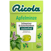 Bild: Ricola Duo Apfelminze Schweizer Kräuterbonbons