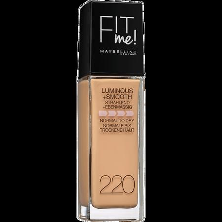 Bild: MAYBELLINE FIT me! Luminous+Smooth Liquid Make-up natural beige MAYBELLINE FIT me! Luminous+Smooth Liquid Make-up