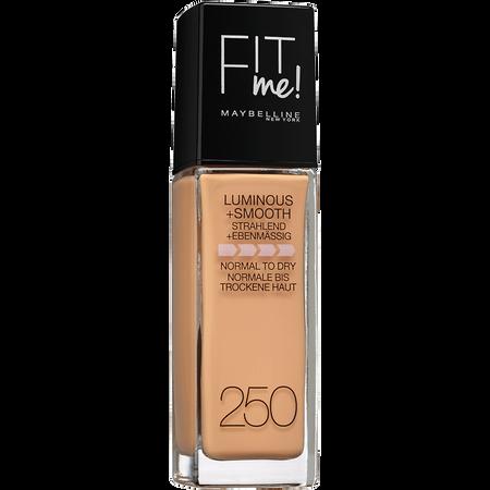Bild: MAYBELLINE FIT me! Luminous+Smooth Liquid Make Up sun beige MAYBELLINE FIT me! Luminous+Smooth Liquid Make Up