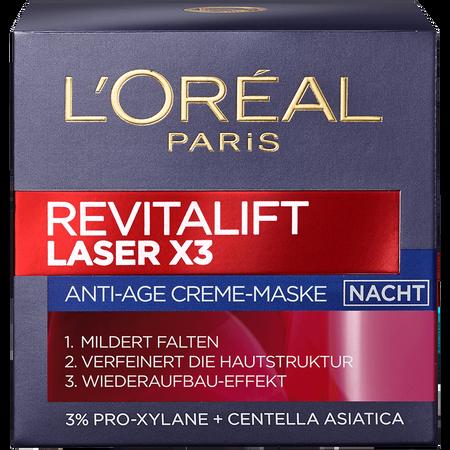 L'ORÉAL PARIS Revitalift Laser X3 Nachtpflege