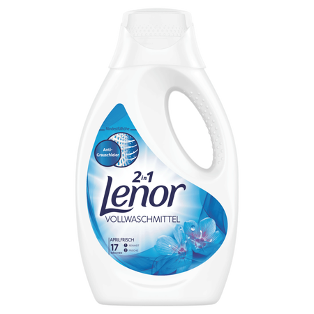 Lenor 2in1 Vollwaschmittel flüssig Aprilfrisch