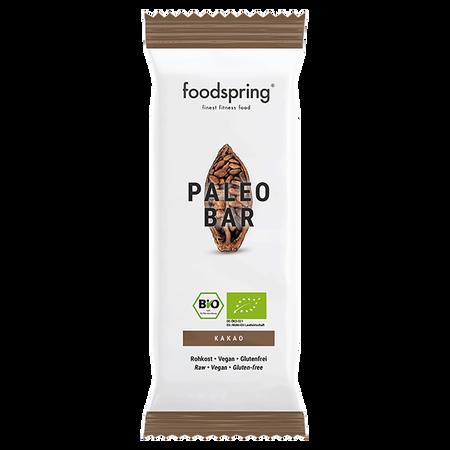 foodspring Bio Paleo Kakao Riegel