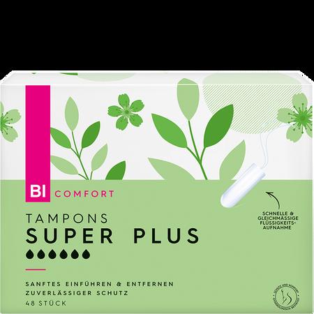 BI COMFORT Tampons Super Plus