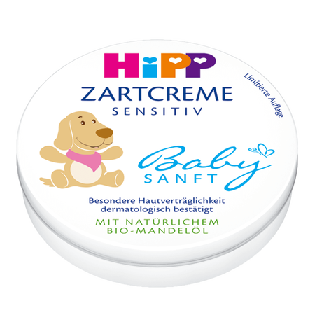 HiPP Babysanft Zartcreme sensitiv Mini