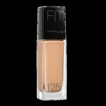 Bild: MAYBELLINE Maybelline FIT ME Liquid Make Up nude beige MAYBELLINE Maybelline FIT ME Liquid Make Up