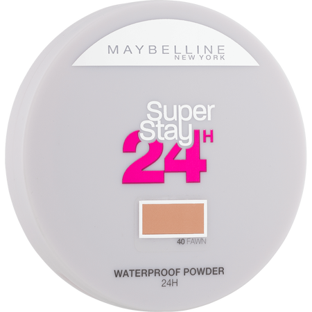 MAYBELLINE Super Stay 24H Waterproof Powder