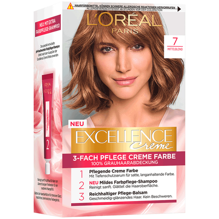 L'ORÉAL PARIS Excellence Creme-Coloration