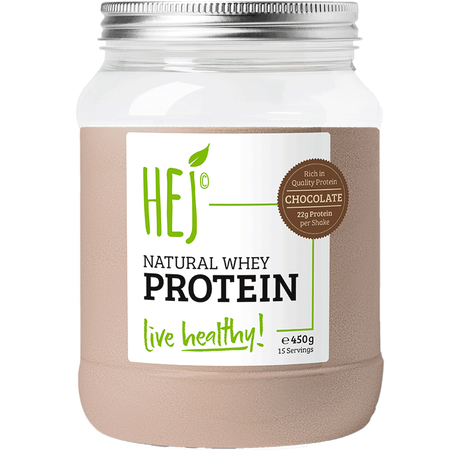 HEJ Natural Whey Protein Chocolate
