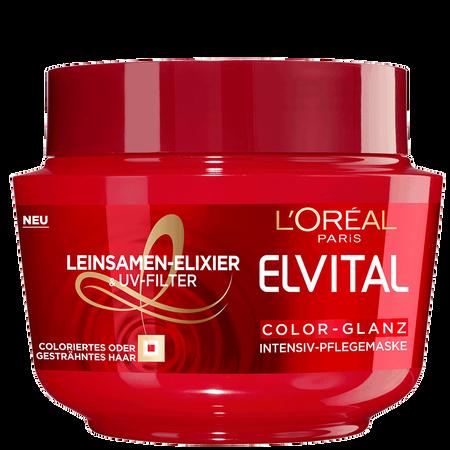 L'ORÉAL PARIS ELVITAL Color-Glanz Intensiv-Pflegemaske