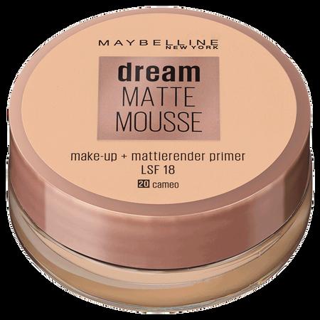 MAYBELLINE Dream Matte Mousse Make Up