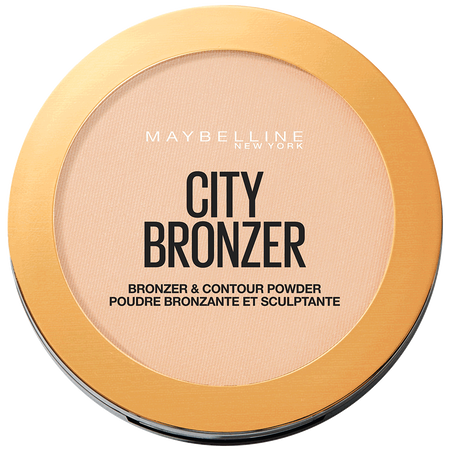 MAYBELLINE City Bronzer Bronzing Powder