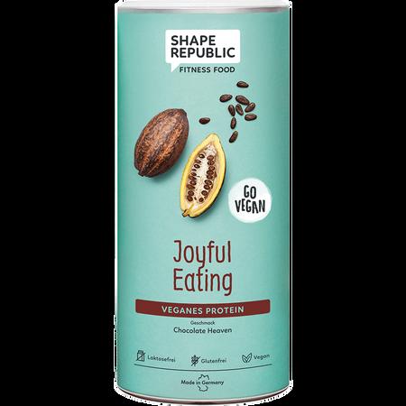 SHAPE REPUBLIC Joyful Eating Veganes Protein Chocolate Heaven